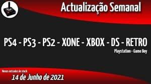 Jogos Usados PS4 - PS3 - PS2 - XONE - XBOX - DS - RETRO