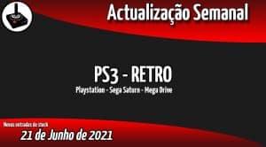 Jogos Usados PS3 - RETRO