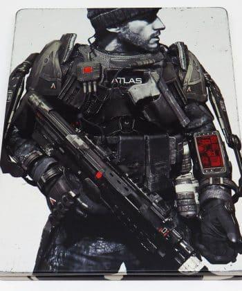 Call of Duty: Advanced Warfare Steelbook PS4