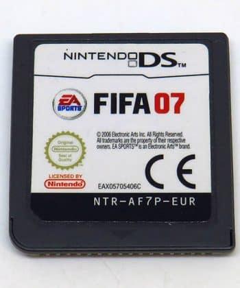 FIFA 07 CART NDS