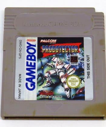 Probotector CART GAME BOY
