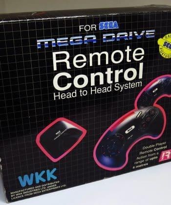 Acessório Usado Mega Drive Remote Control System WKK