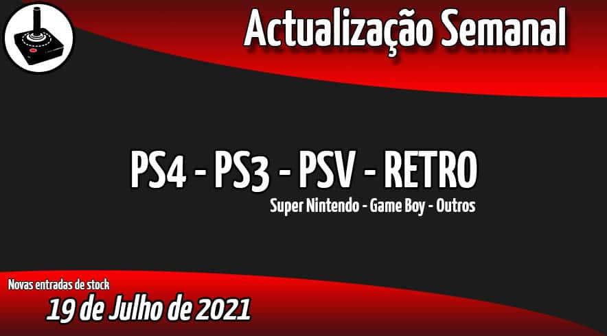 Jogos Usados PS4 - PS3 - PSV - RETRO