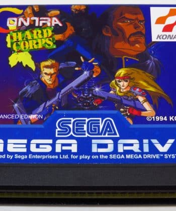 Contra: Hard Corps - Enhanced Edition (RomHack) MEGA DRIVE