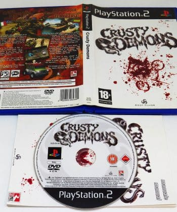 Crusty Demons PS2