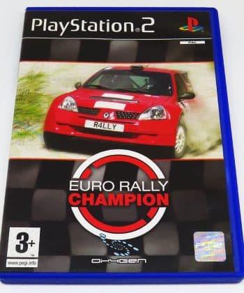Euro Rally Champion PS2
