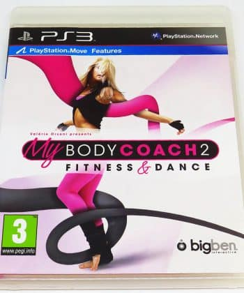 My Body Coach 2 Fitness & Dance PS3