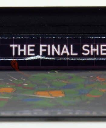 TMNT of Rage: The Final Shell Shock (RomHack) MEGA DRIVE