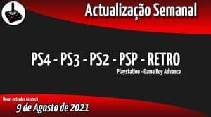 Jogos Usados PS4 - PS3 - PS2 - PSP - RETRO