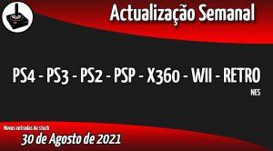 Jogos Usados PS4 - PS3 - PS2 - PSP - X360 - WII - RETRO