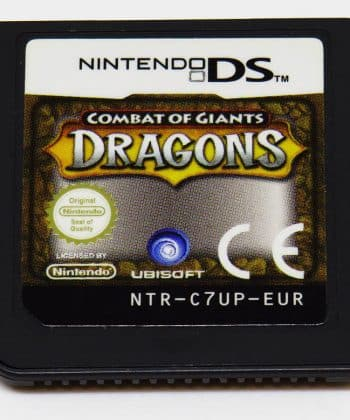 Combat of Giants: Dragons CART NDS