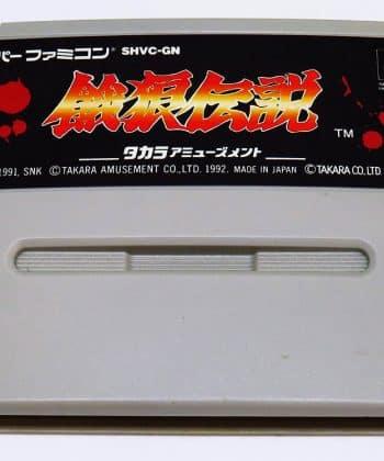 Garou Densetsu (Fatal Fury) CART Super Famicom (SNES)