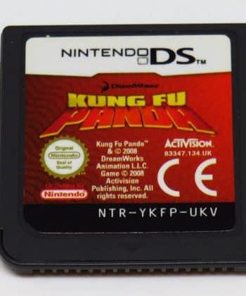 Kung Fu Panda CART NDS