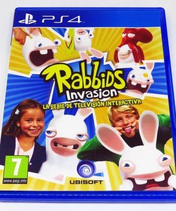 Rabbids Invasion PS4