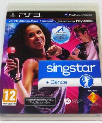 Singstar Dance FR PS3