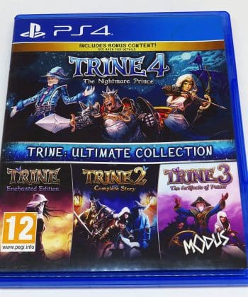 Trine: Ultimate Collection PS4