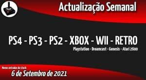 Jogos Usados PS4 - PS3 - PS2 - X360 - WII - RETRO
