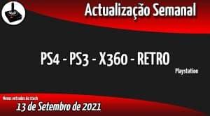 Jogos Usados PS4 - PS3 - X360 - RETRO