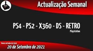 Jogos Usados PS4 - PS2 - X360 - DS - RETRO