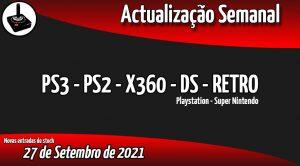 Jogos Usados PS3 - PS2 - X360 - DS - RETRO
