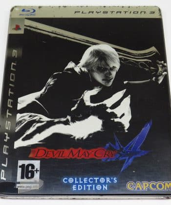 Devil May Cry 4 - Collector's Edition PS3
