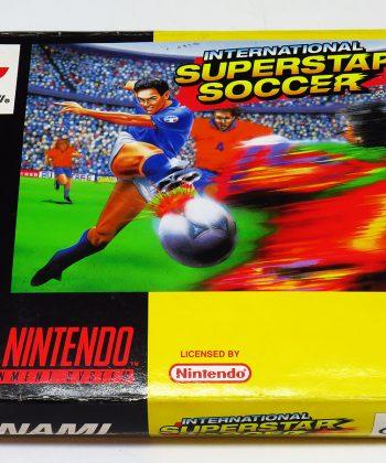 International Superstar Soccer SNES