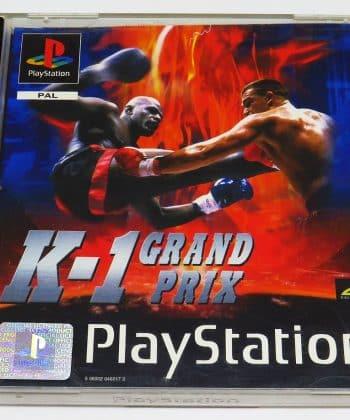 K-1 Grand Prix PS1