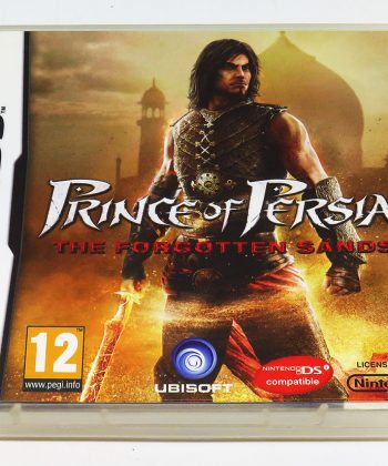 Prince of Persia: The Forgotten Sands NDS