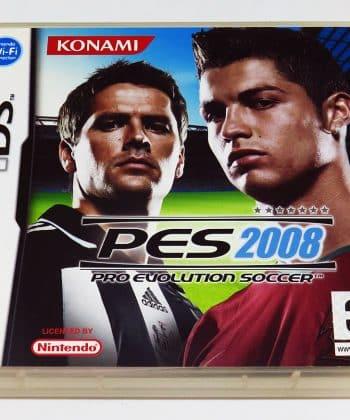 Pro Evolution Soccer 2008 NDS