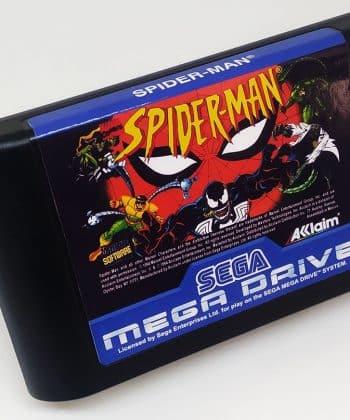 Spider-Man (Marvel Comics / Acclaim) (Reprodução) MEGA DRIVE