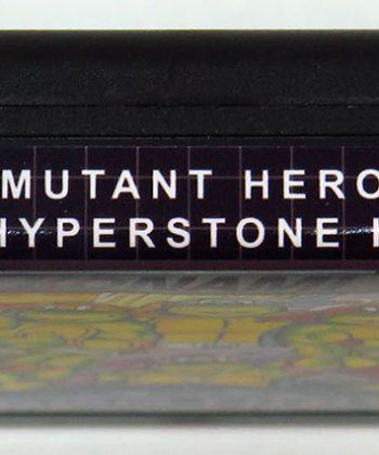 Teenage Mutant Hero Turtles: The Hyperstone Heist - Enhanced Colors (RomHack) MEGA DRIVE