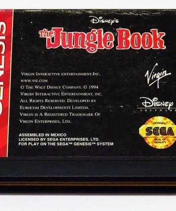 The Jungle Book CART GENESIS