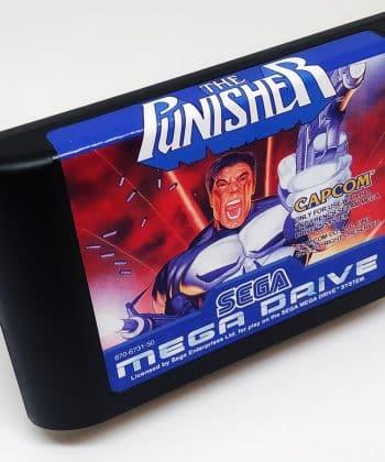 The Punisher (Reprodução) MEGA DRIVE