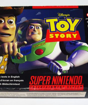 Toy Story SNES