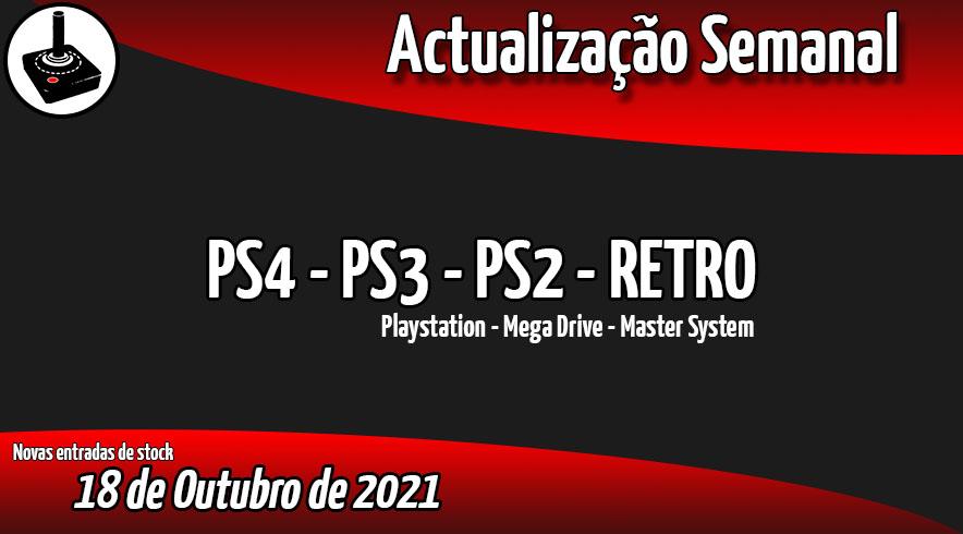 Jogos Usados PS4 - PS3 - PS2 - RETRO