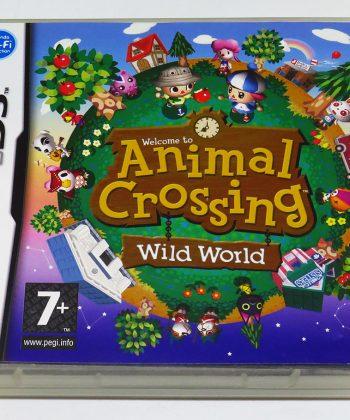 Animal Crossing: Wild World NDS