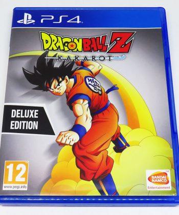 Dragon Ball Z Kakarot PS4