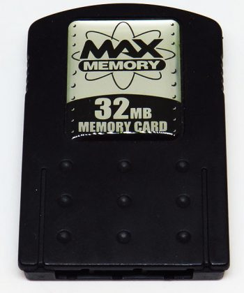 Acessório Usado Memory Card Genérico 32MB Playstation 2