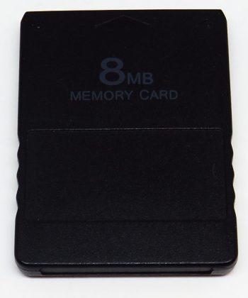 Acessório Usado Memory Card Genérico 8MB Playstation 2
