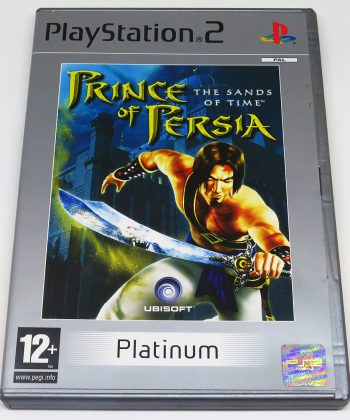 Prince of Persia: The Sands of Time PS2
