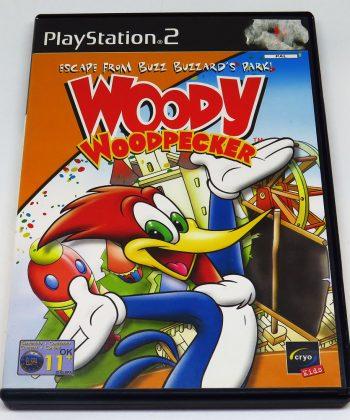 Woody Woodpecker: Escape From Buzz Buzzard Park PS2